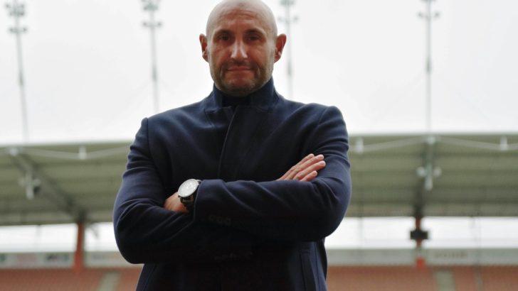 Grzegorz Szamotulski trenerem bramkarzy Zagłębia Lubin