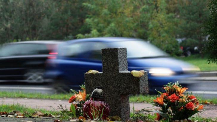 Dzień pamięci ofiar wypadków. Ku przestrodze