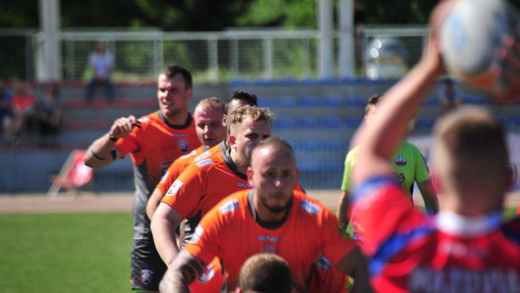 Miedziowi rugbyści idą za ciosem