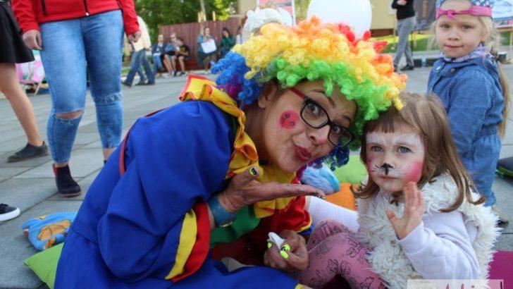 Lubiński Dzień Dziecka. Wielka zabawa w rynku