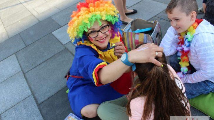 Dwa dni dla dzieci: 1 czerwca na rynku, 2 czerwca w parku