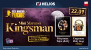 Minimaraton filmowy z Kingsmanem