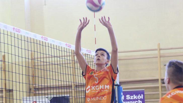 Drugi turniej Młodzików Cuprum Lubin