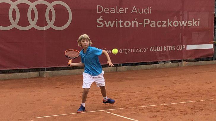 Ważny turniej młodych tenisistów