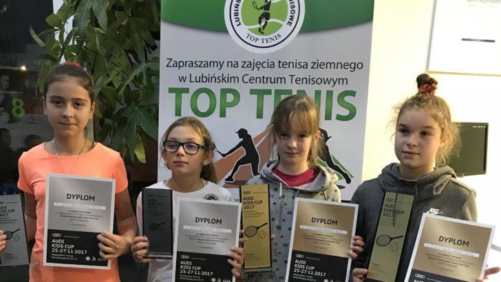 Reprezentanci Top Tenis spisali się wyśmienicie