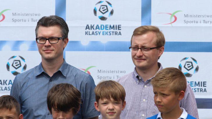 Porozmawiaj z szefami piłkarskiego Zagłębia!