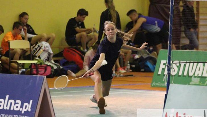 Wysoki poziom badmintonowych rozgrywek