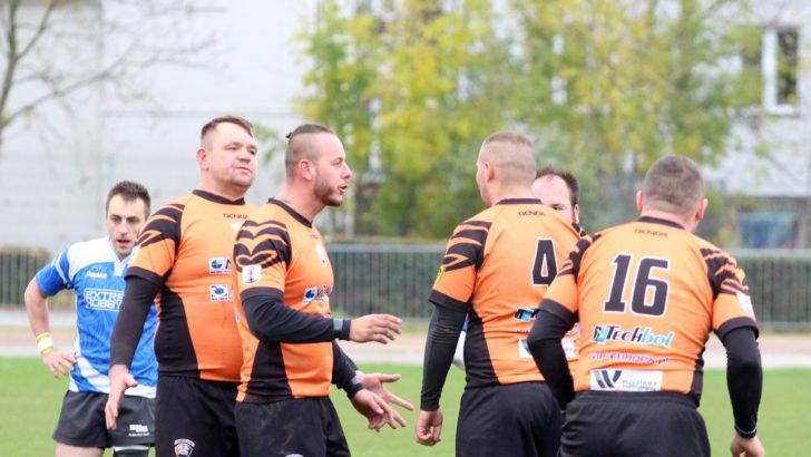 Pierwsze konfrontacje rugbystów
