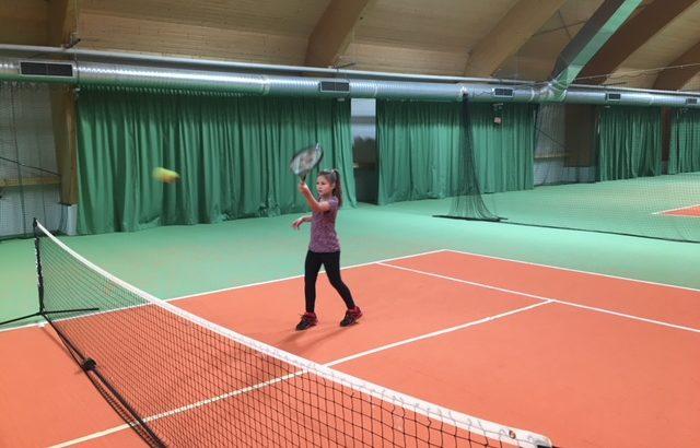 Mikołajkowy turniej Top Tenis
