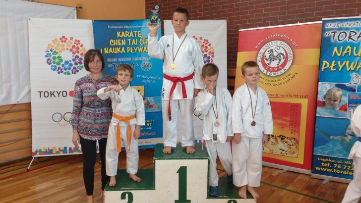Sukces uczniów Szkoły Podstawowej nr1 w Lubinie