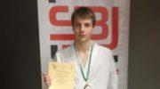 Wspaniałe osiągnięcie karateków goju ryu w Niemczech