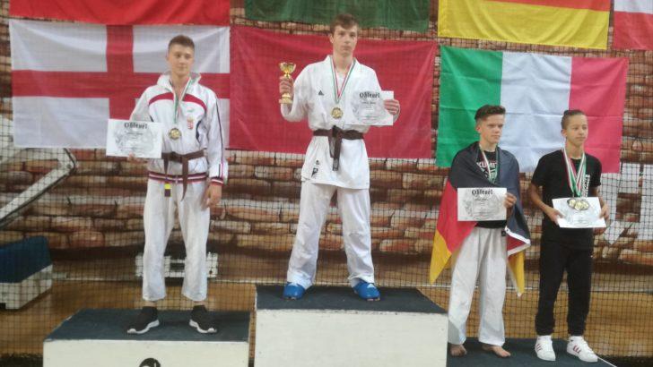 Wielki sukces karateki z Lubina