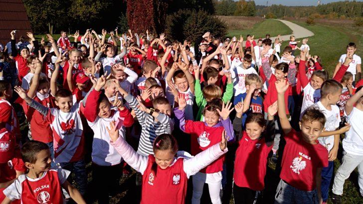 Bieg Niepodległościowy lubińskich uczniów