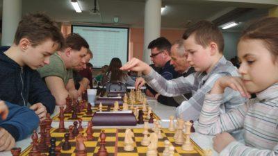 Ogólnopolski Turniej Szachowy w Lubinie