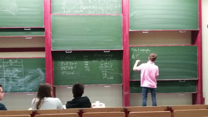 Lubin matematyką stoi
