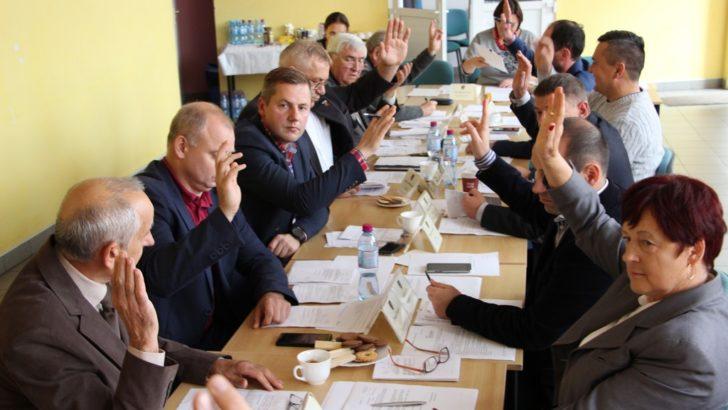 Rozszerzono skład komisji rewizyjnej