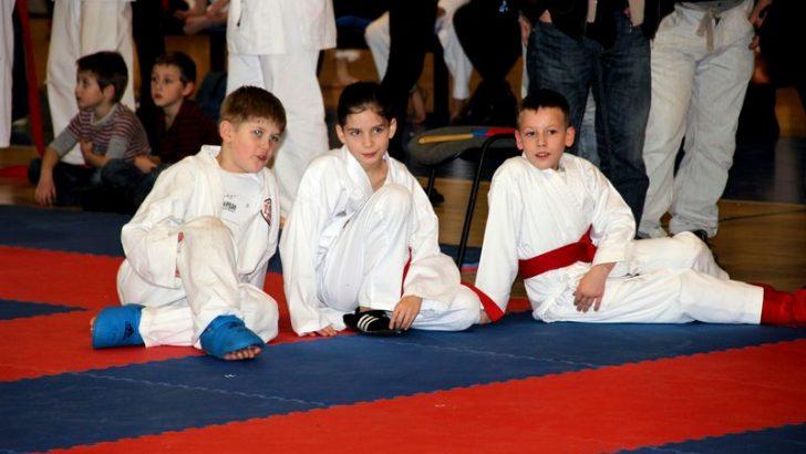 Mocne zkończenie sezonu przez karateków goju ryu