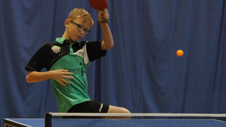 Tenis Stołowy – Szkoła Mistrzostwa Sportowego w Lubinie