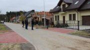 Nowe drogi na osiedlu w Gorzycy