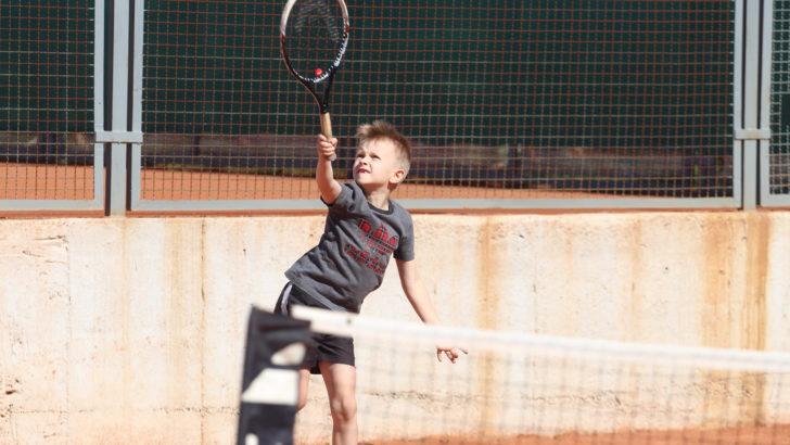Akcja Lato: Turniej tenisa ziemnego