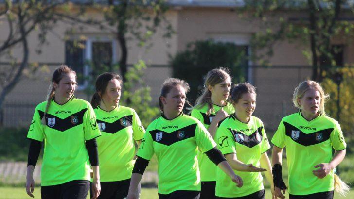 Ważne zwycięstwo piłkarek nożnych w Środzie Śląskiej