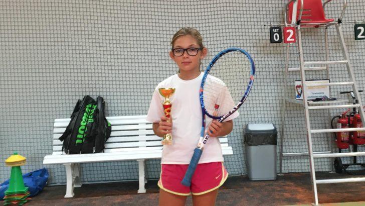 Lubińscy tenisiści spisali się na medal