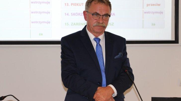Wójt gminy Lubin otrzymał absolutorium