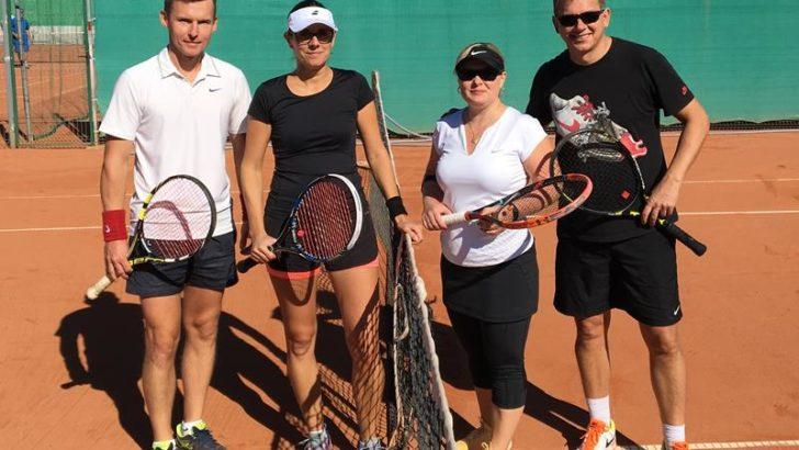 Ostatni turniej tenisowy w plenerze
