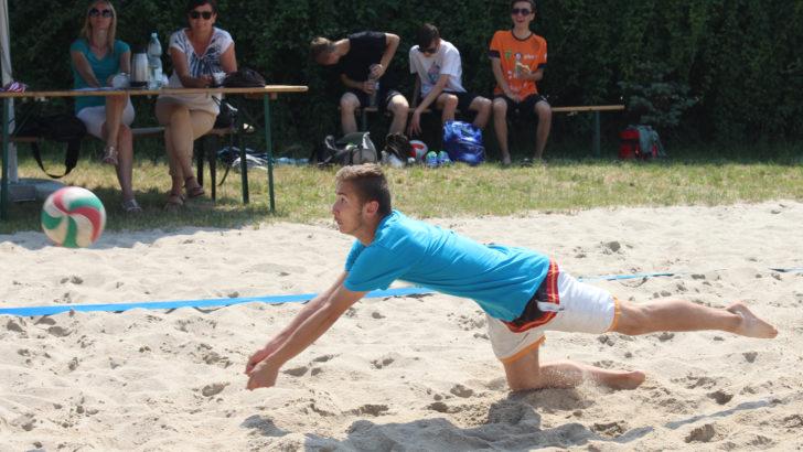 Zespół Szkół Sportowych najlepszy w siatkówkę plażową