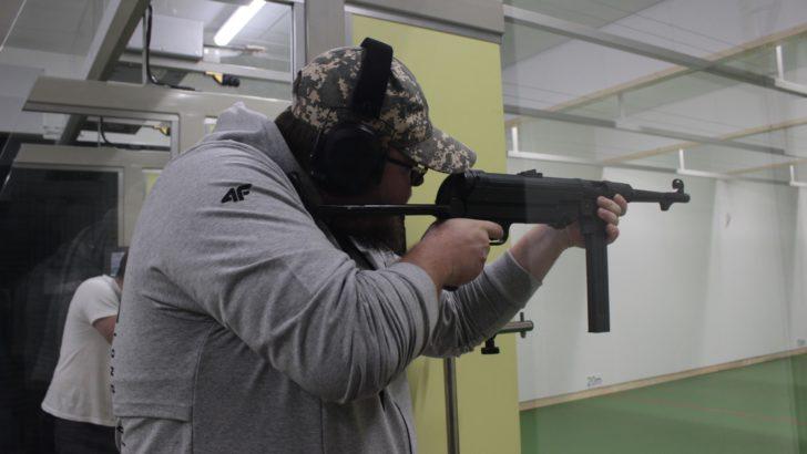 Obiecujący początek zawodów strzeleckich z RCS