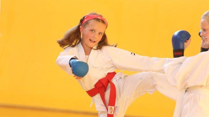 Sezon pełen emocji dla karateków goju ryu