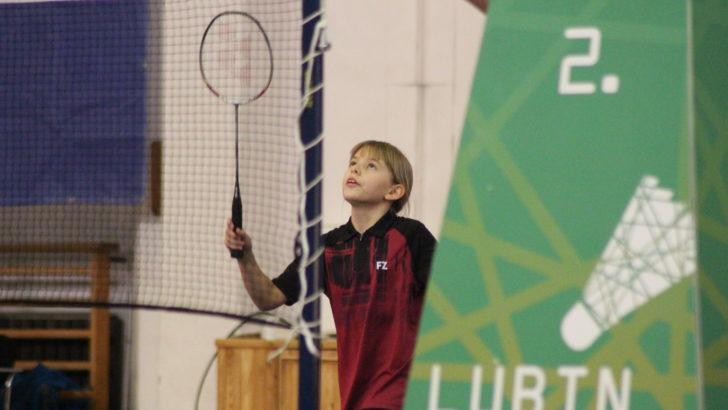 Sobota z badmintonem