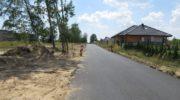 Drugi etap przebudowy dróg wewnętrznych w Chróstniku
