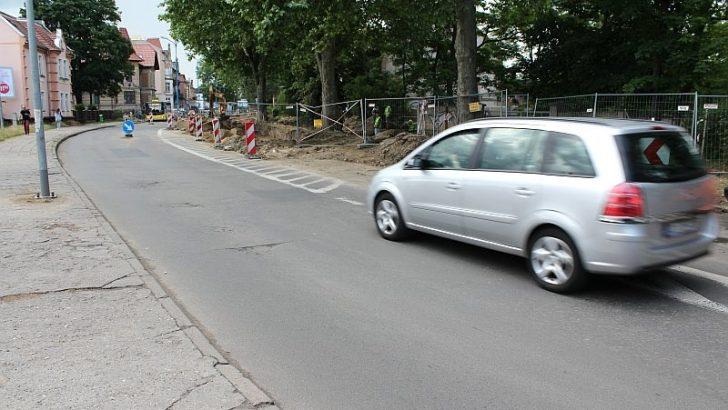 Zamkną fragment ulicy 1 Maja