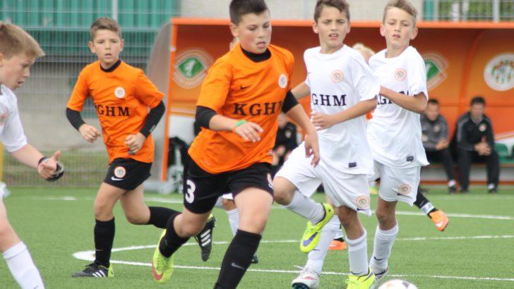 Piłkarski weekend w Lubinie