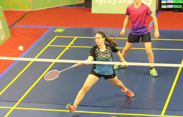 Dwa dni z ogólnopolskim badmintonem