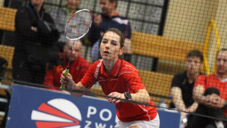 Mistrzostwa Polski z najlepszymi badmintonistami w kraju