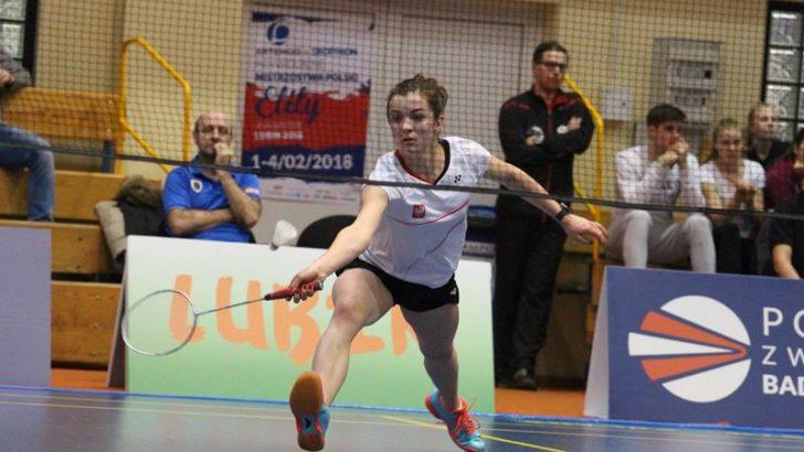 Badmintonowe mistrzostwa Elity – faworyci nie zawiedli
