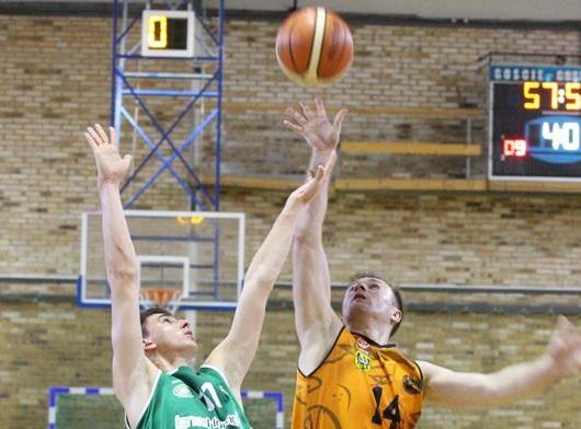 Koszykarze SMK utarli nosa świdniczanom