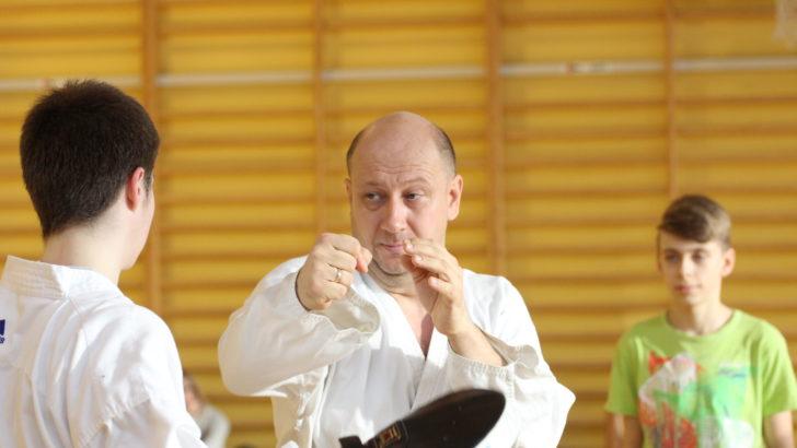 Europejska rywalizacja goju ryu