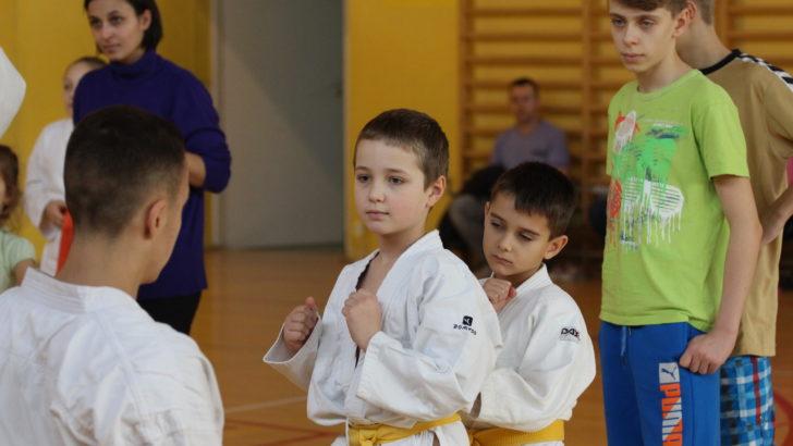 Sobota z karate goju ryu