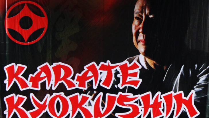 Wojownicy kyokushin zapraszają
