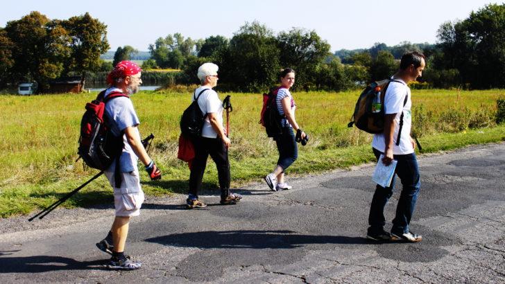 Piechurzy zapraszają w Dolinę Odry