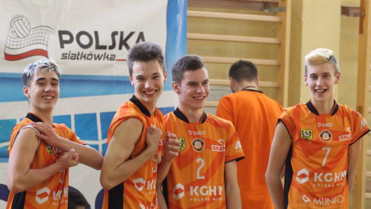 Kadeci Cuprum Lubin w finale