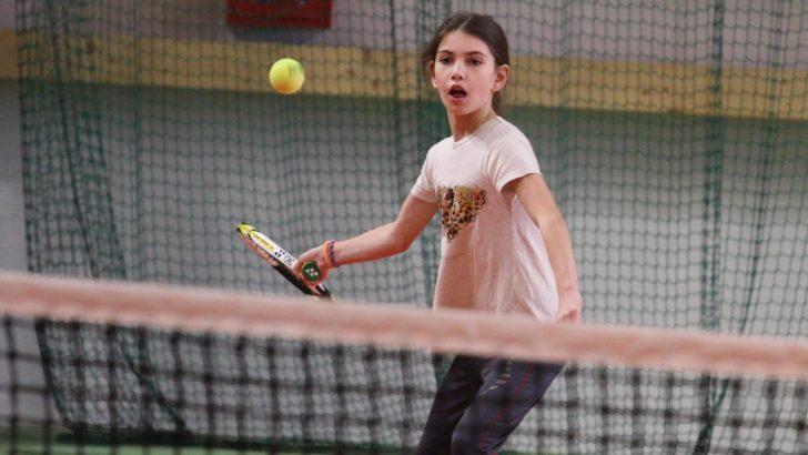 Turniej dla młodych tenisistów