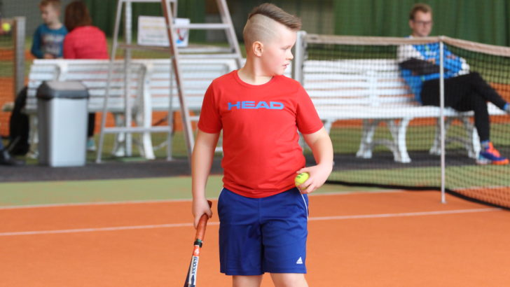 Pracowity długi weekend tenisistów