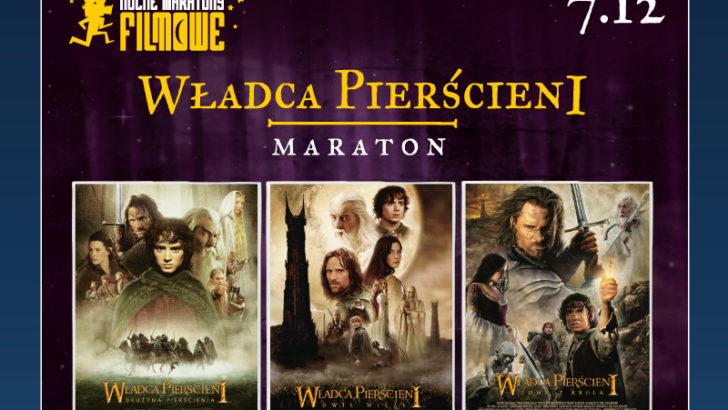 Maraton filmowy z Tolkienem