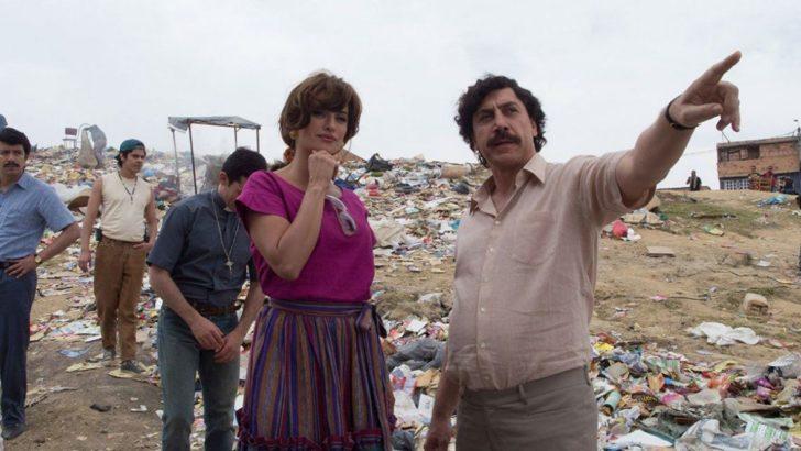 Escobar w Kinie Konesera