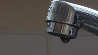 Bez wody w Osieku, Składowicach i Ustroniu