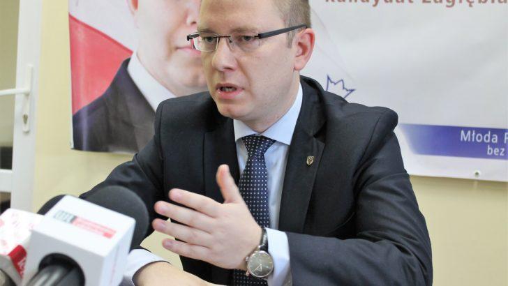 PiS wskazał kandydata na prezydenta Lubina
